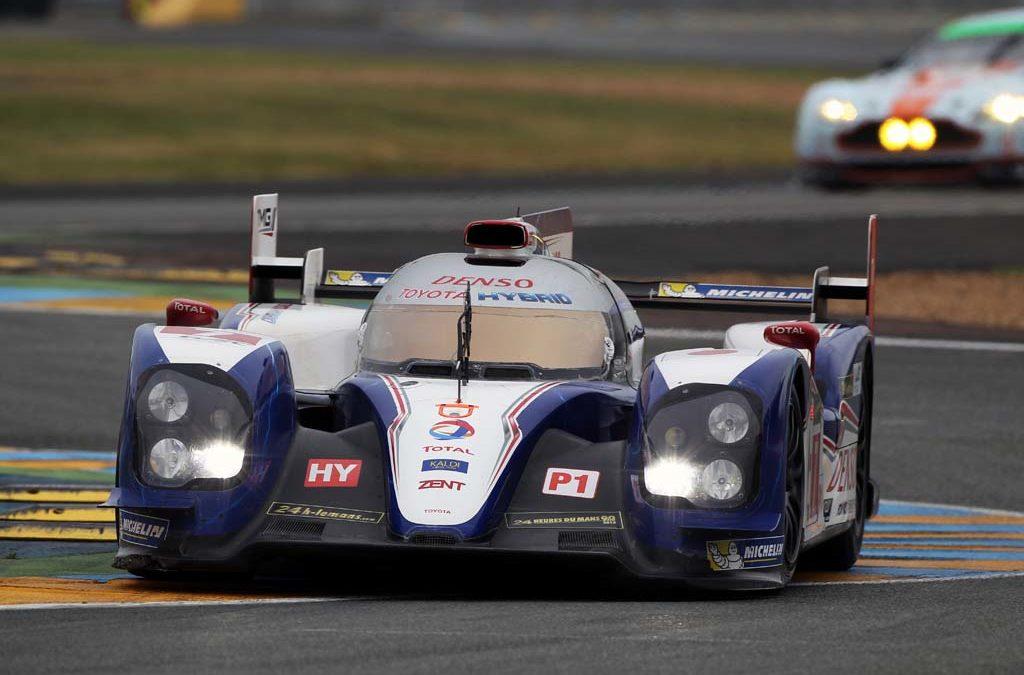 Los híbridos de Toyota en busca de la primera victoria en las 24h de Le Mans