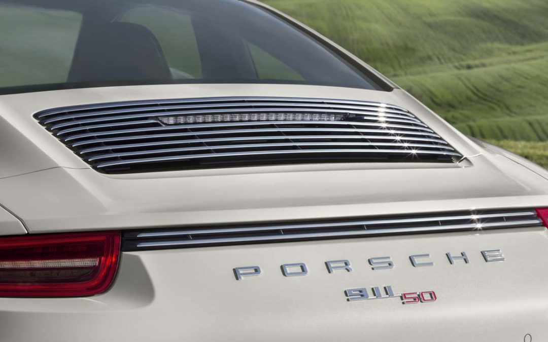 Porsche 911 edición 50 Aniversario