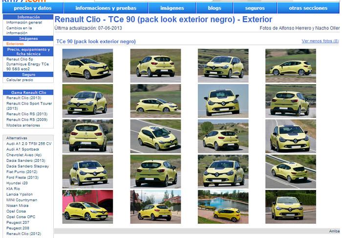 Pincha en la imágen para ir a la galería de km77.com