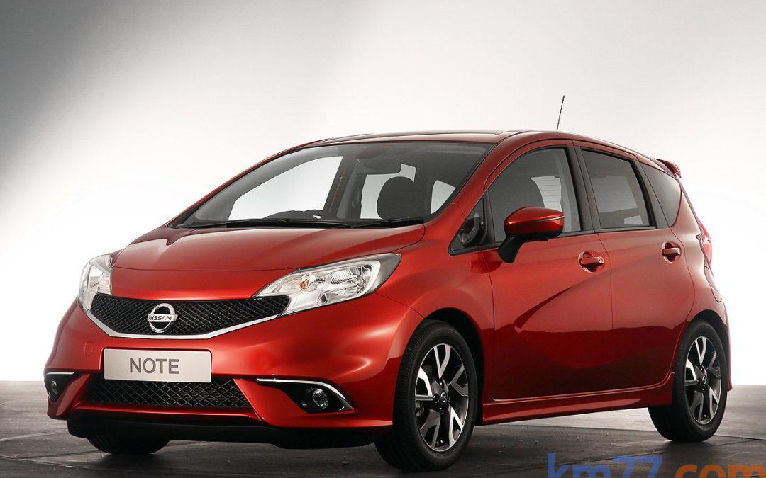 Precios del nuevo Nissan Note
