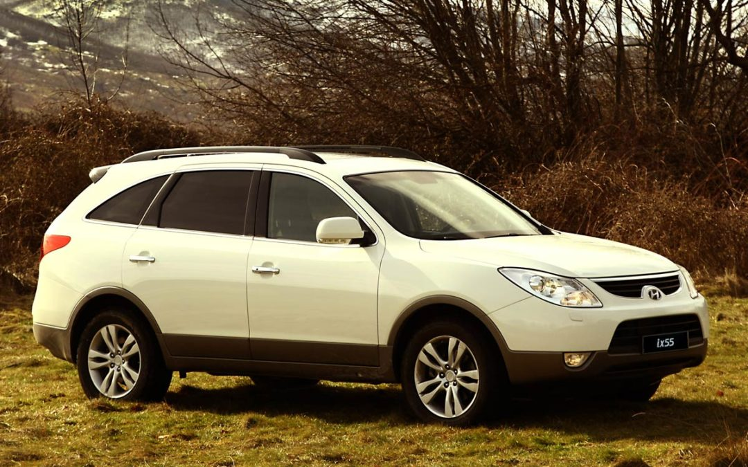 Hyundai retira del mercado el ix55