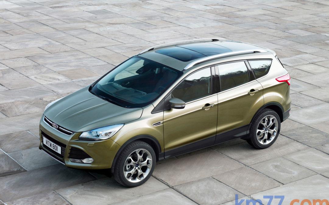 El Ford Kuga estrena nivel de equipamiento