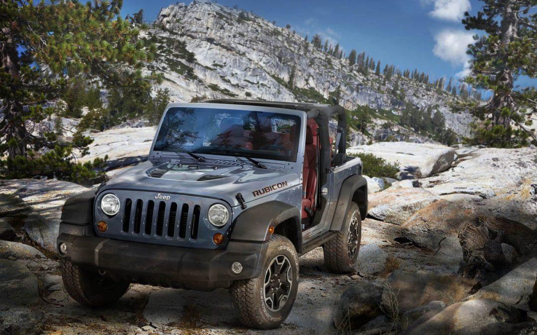 Ya a la venta el nuevo Jeep Wrangler Rubicon 10º Aniversario