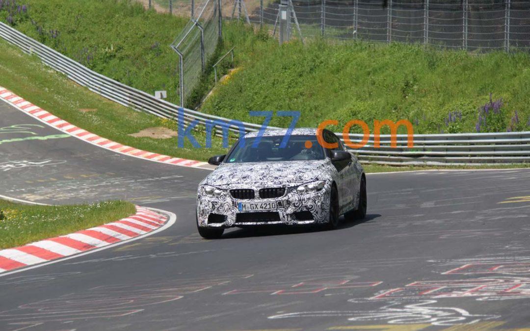 Fin a la producción del BMW M3 Coupé. Fotografiamos a su sustituto: el M4 Coupé