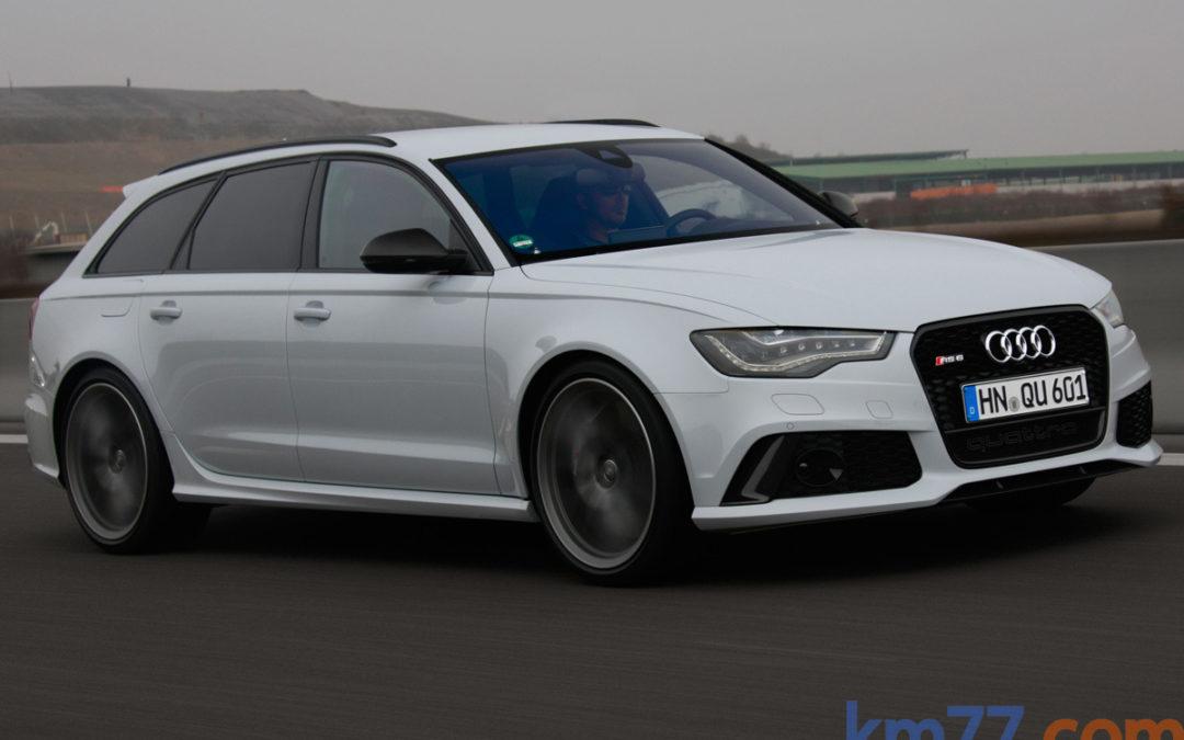 Cambios en la gama Audi A6