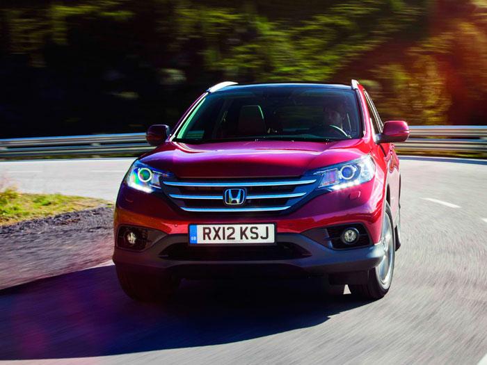 Prueba de consumo (121): Honda CR-V 2.2i-DTEC 4wd 150 CV
