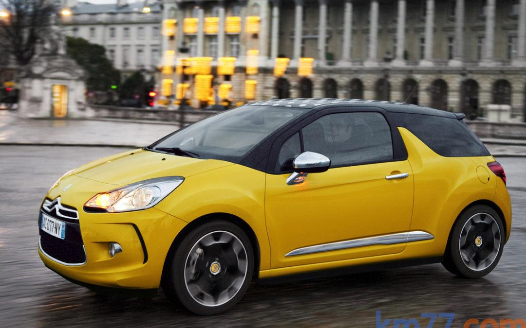 Nuevo Citroën DS3 e-HDI 90 con cambio robotizado ETG6