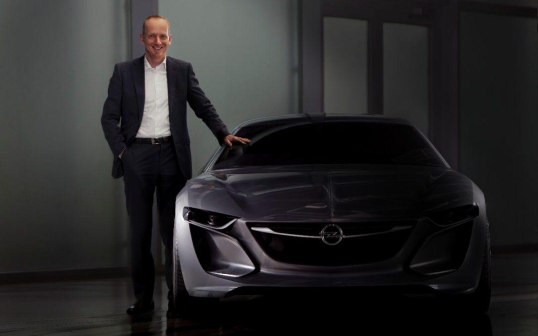 Opel nos muestra el Monza, un prototipo que será presentado en Francfort