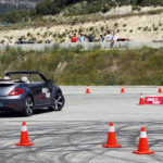 Drisfting con un Beetle