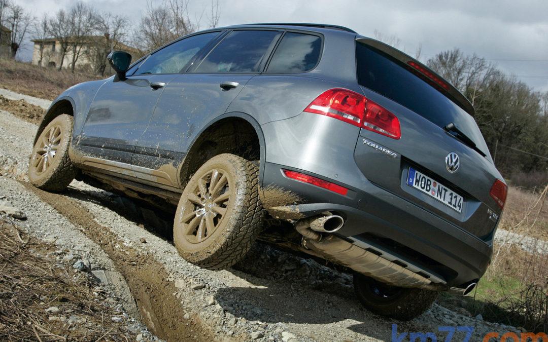 Nuevo Volkswagen Touareg TerrainTech