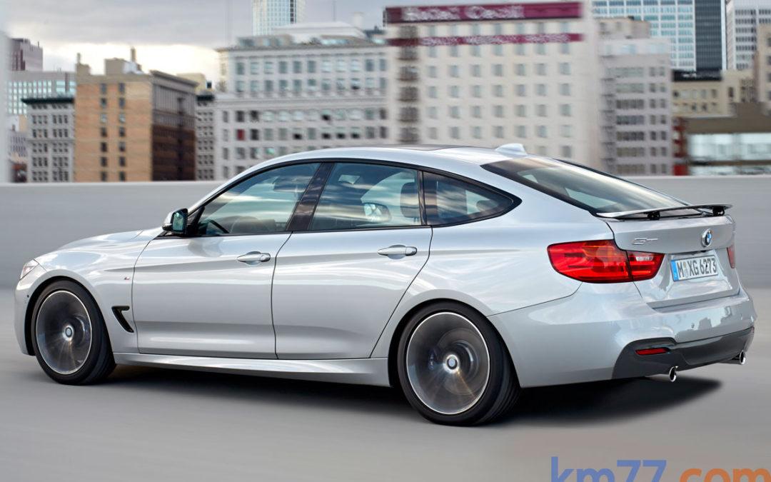 Nuevas versiones en la gama BMW Serie 3 GT