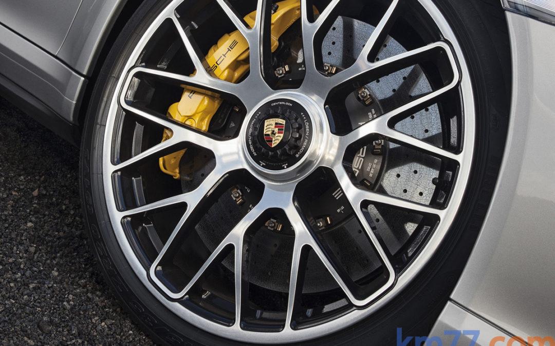 Ya a la venta los nuevos Porsche 911 Turbo y Turbo S