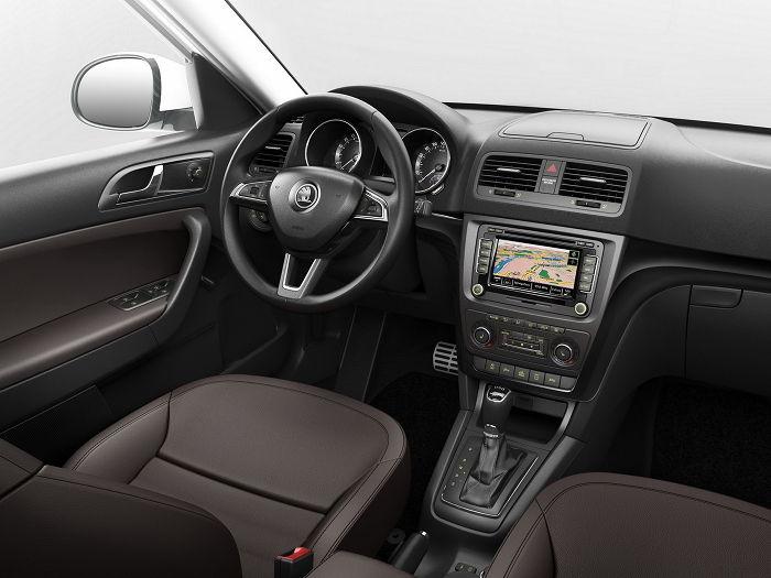Filtradas las primeras imágenes del Škoda Yeti