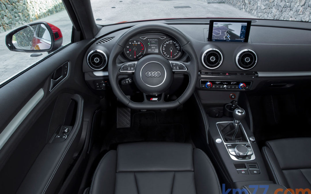 El motor TDI de 184 CV ya está disponible en la gama Audi A3
