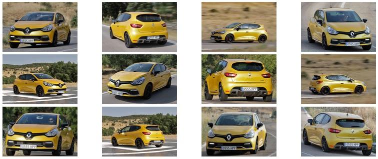 Galería imágenes Renault Clio RS