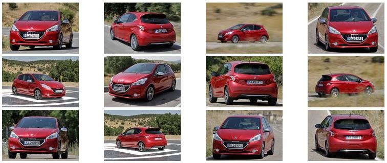 Galería imágenes Peugeot 208 GTi