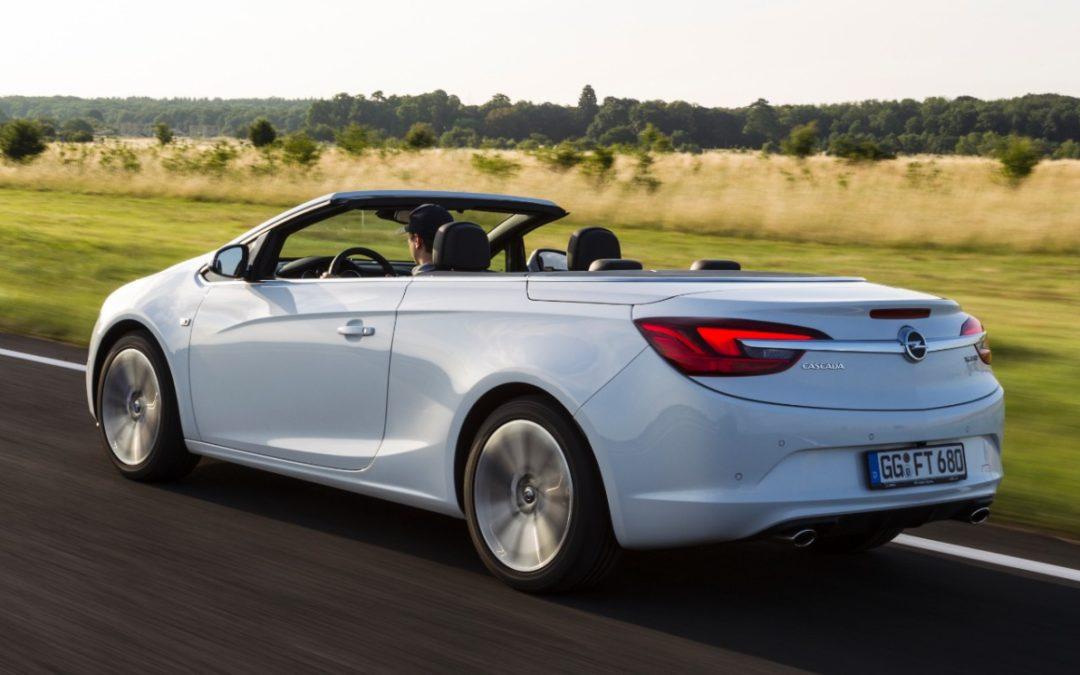 Opel Cabrio estrenará el nuevo motor SIDI de 200 CV