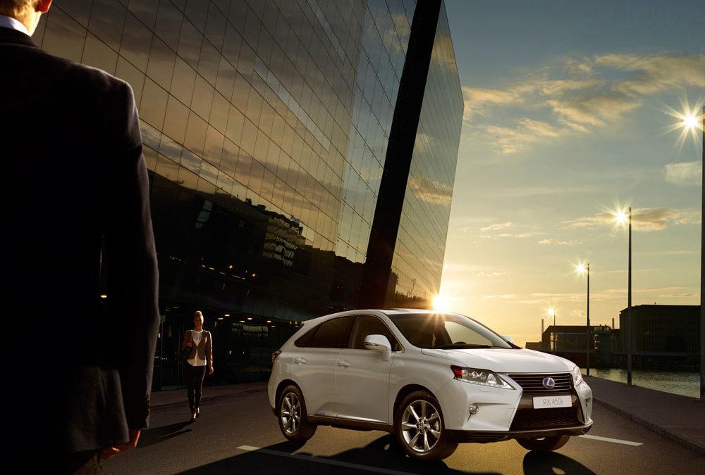 Lexus presenta una edición especial basada en el todoterreno RX: el RX450h Aniversario