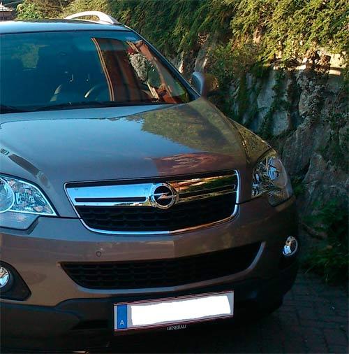 Opel Antara 2.2 CDTi 4×4 163 cv Selective