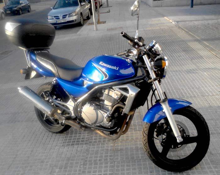 Nuevo sobre la moto: Primeras impresiones