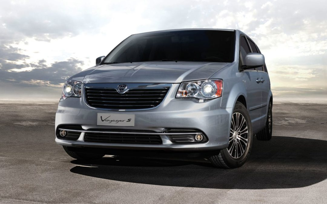 Nuevo Lancia Voyager S, a la venta en 2014