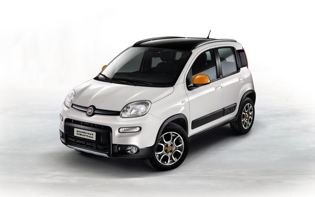 Fiat celebra los 30 años del Panda 4×4 con una edición limitada