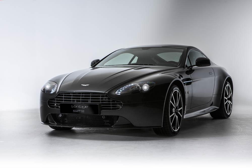 Aston Martin en el Salón de Fráncfort