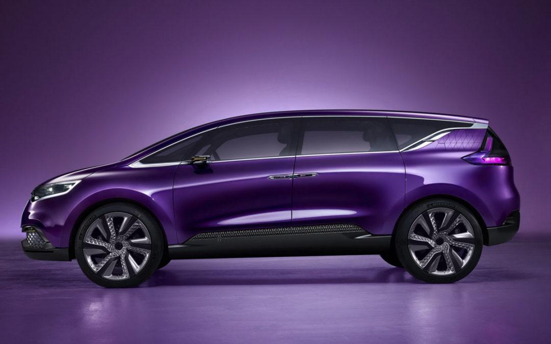 Filtradas las primeras imágenes del Renault Initiale París