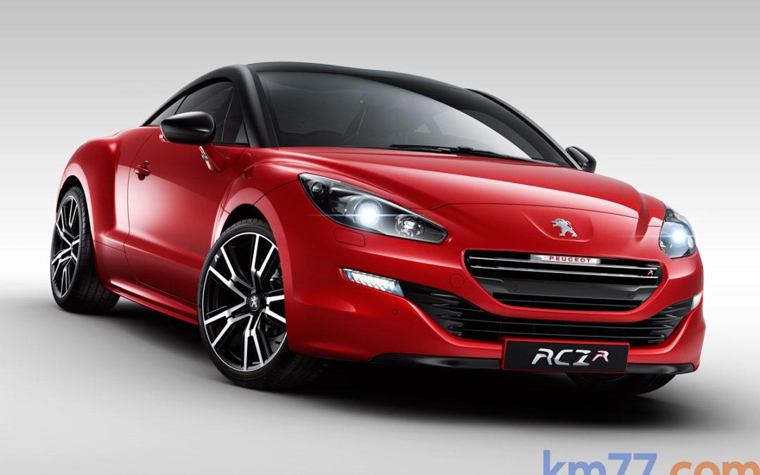 Vídeo presentación del nuevo Peugeot RCZ R