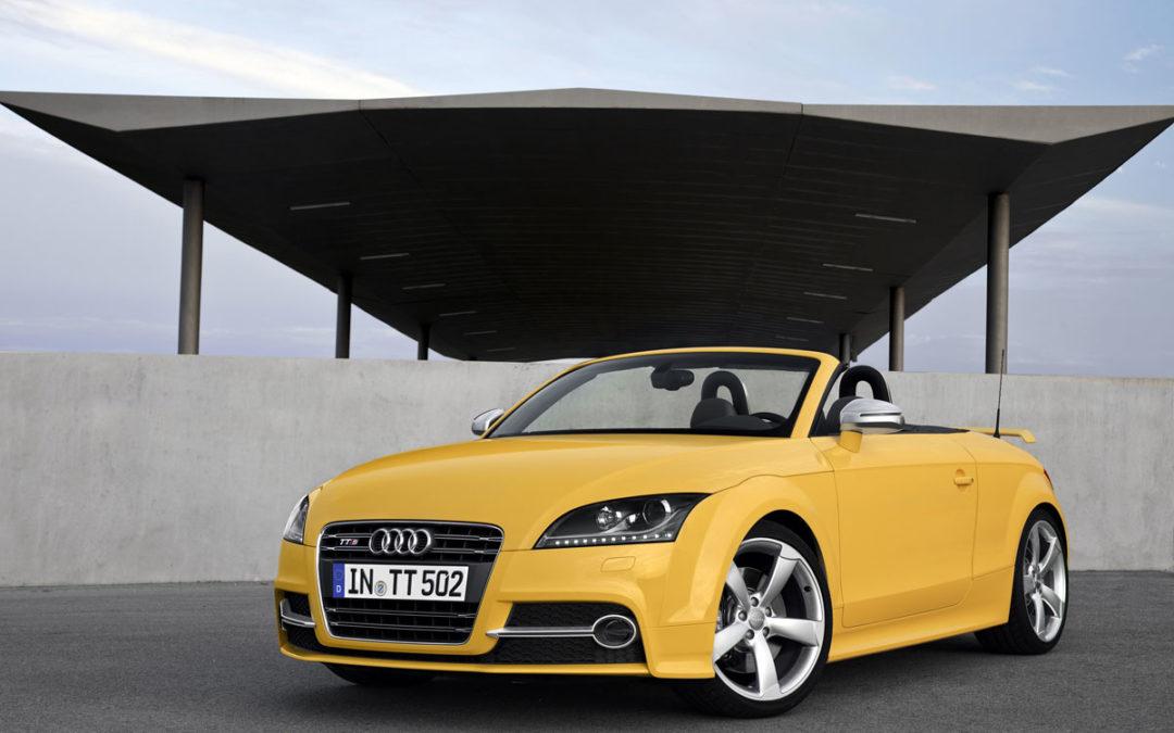 Audi TTS Competition, una edición especial por los 500.000 Audi TT vendidos