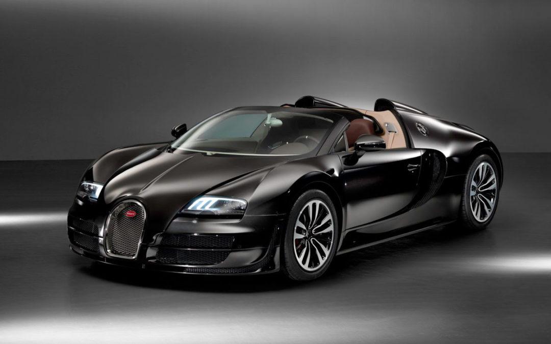 Bugatti Veyron Vitesse Legend «Jean Bugatti». Una nueva edición especial.