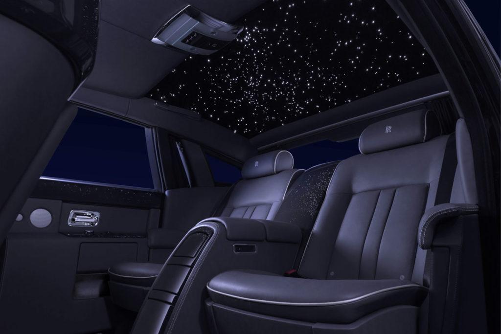 Rolls Royce Phantom EWB Celestial