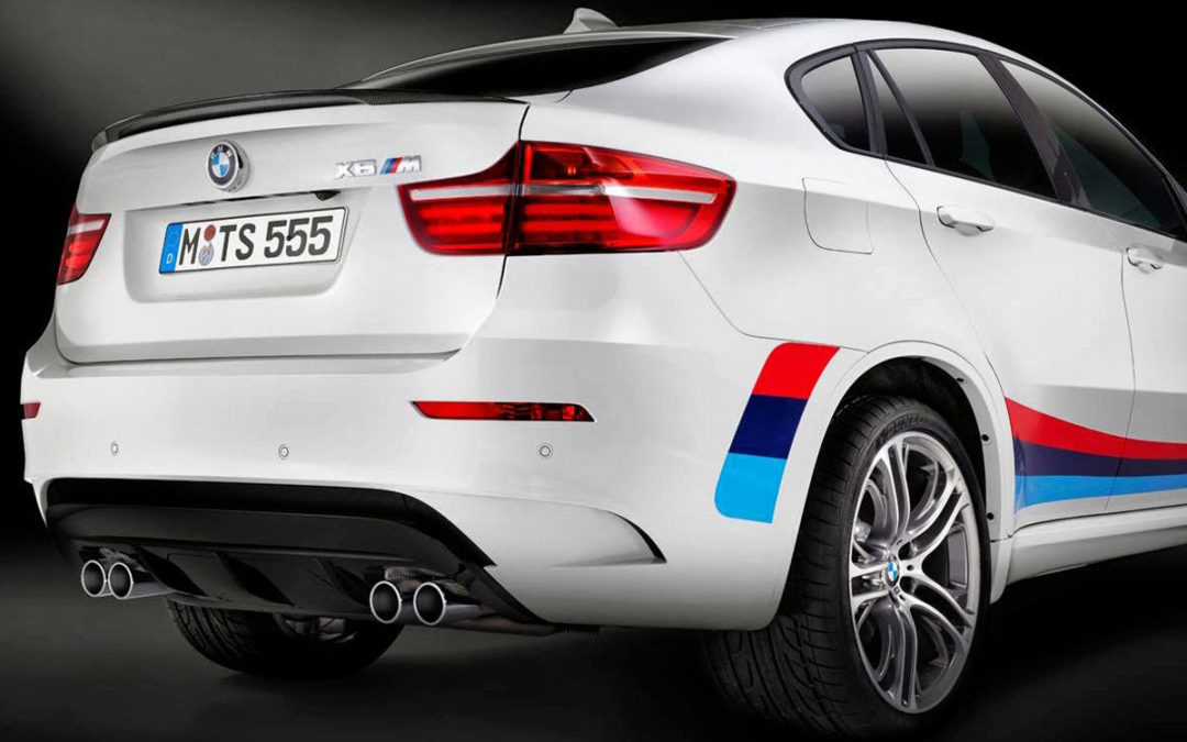 BMW X6 M Design Edition, sólo habrá 100 unidades