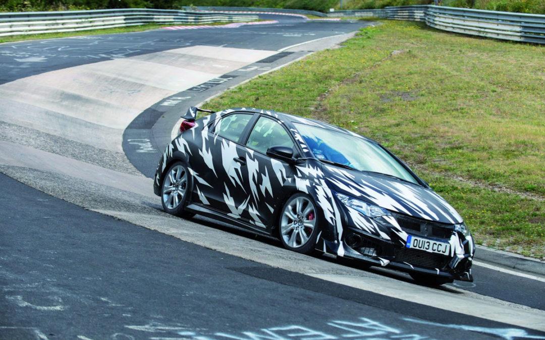 Honda anuncia la próxima generación del CIVIC TYPE R