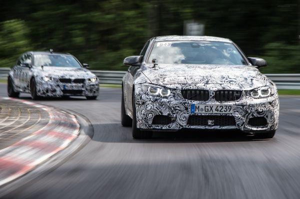 Nuevos datos sobre los BMW M3 y M4