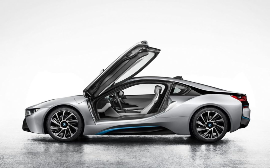 """Filtradas las primeras imágenes """"oficiales"""" del BMW i8"""