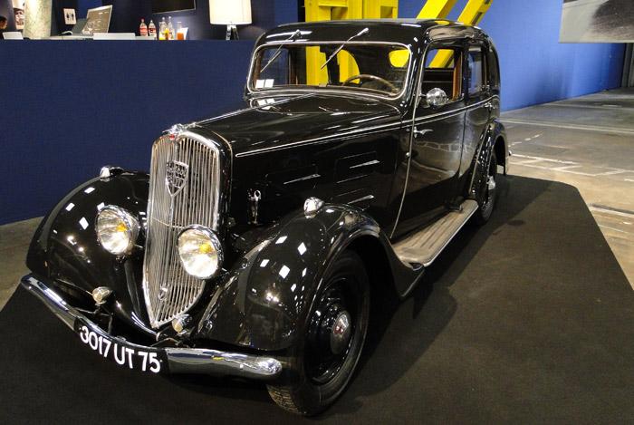 Los Peugeot de la serie «300»