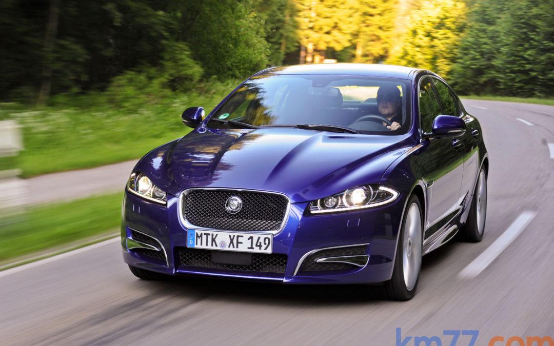 Jaguar actualiza las versiones 2.0 i4 de la gama XF
