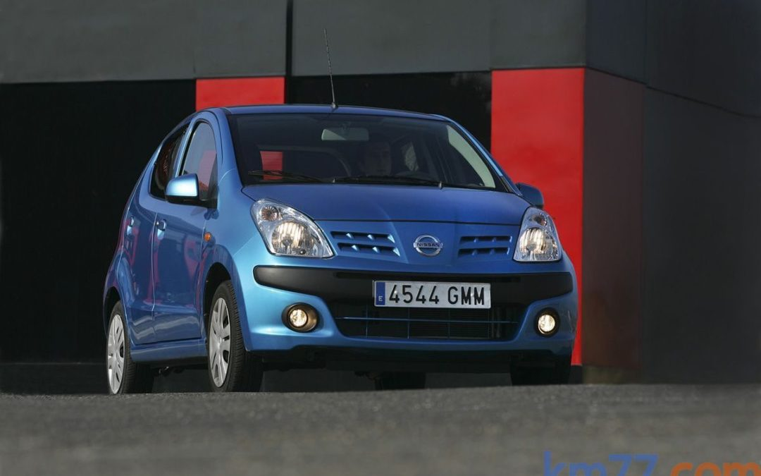 Nissan pone fin a la comercialización del Pixo