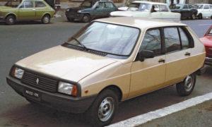 Citroën VISA Marrón Terror