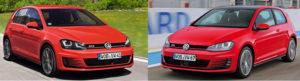 Volkswagen Golf GTD y GTI
