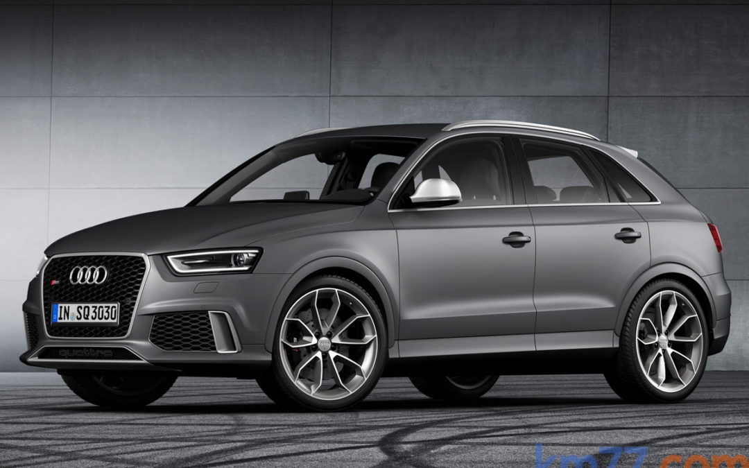 Cambios en la gama Audi Q3