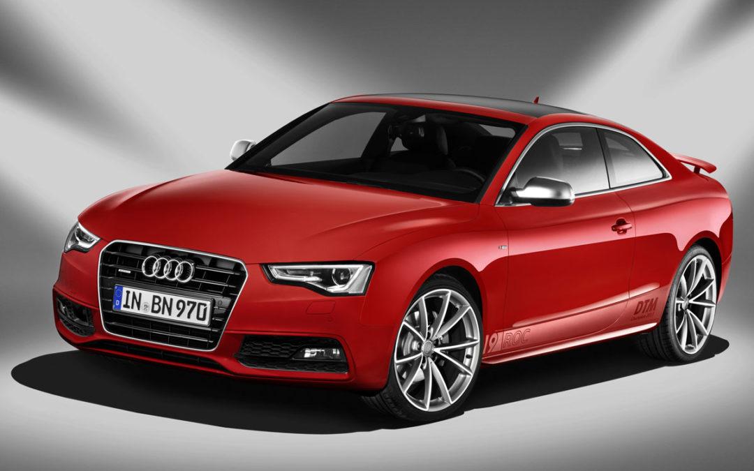 Audi A5 DTM Champion, una versión especial que solo estará a la venta en Alemania