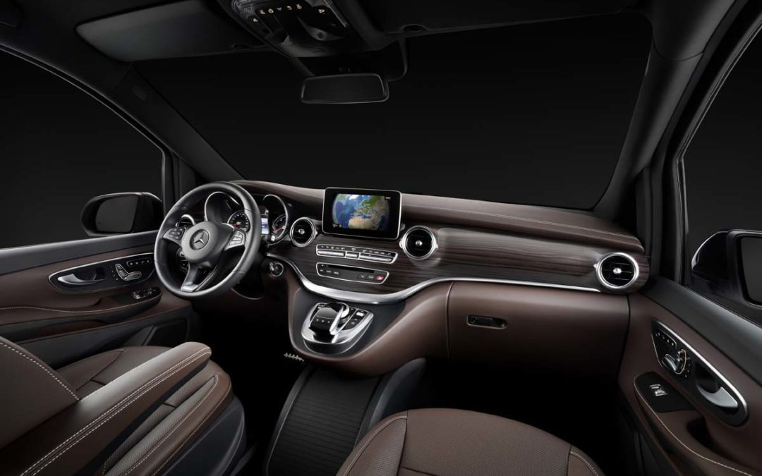 Nueva Clase V, el sustituto del Mercedes-Benz Viano