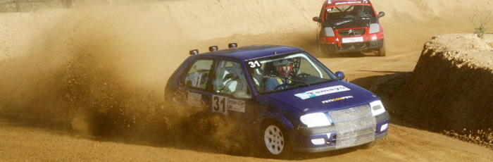 Autocross, 100% diversión