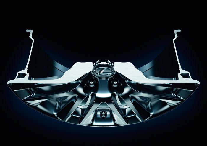 Pequeñas modificaciones en la gama LS de Lexus