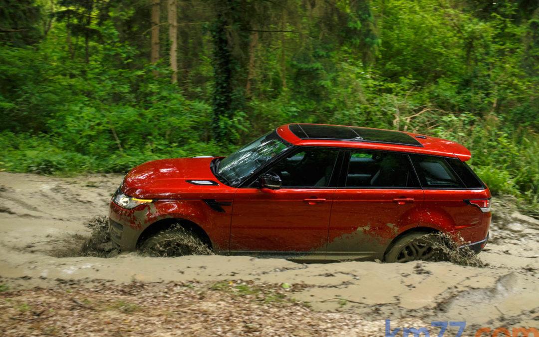 Ya a la venta la versión híbrida del Land Rover Range Rover Sport