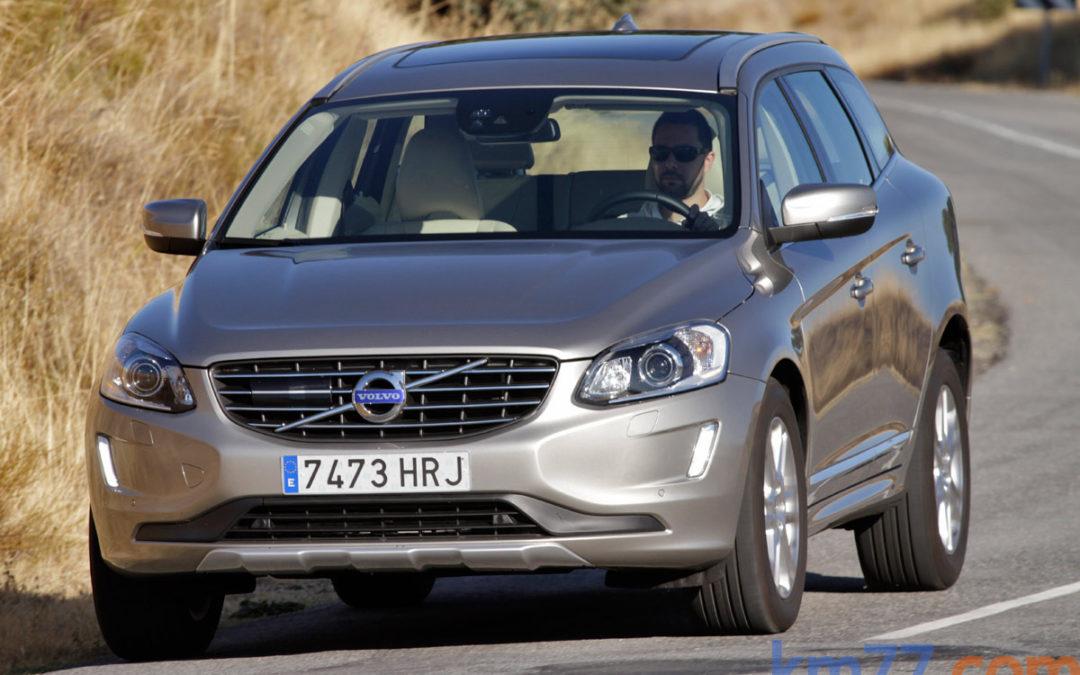 Cambios en la gama Volvo XC60, ahora motores con más potencia
