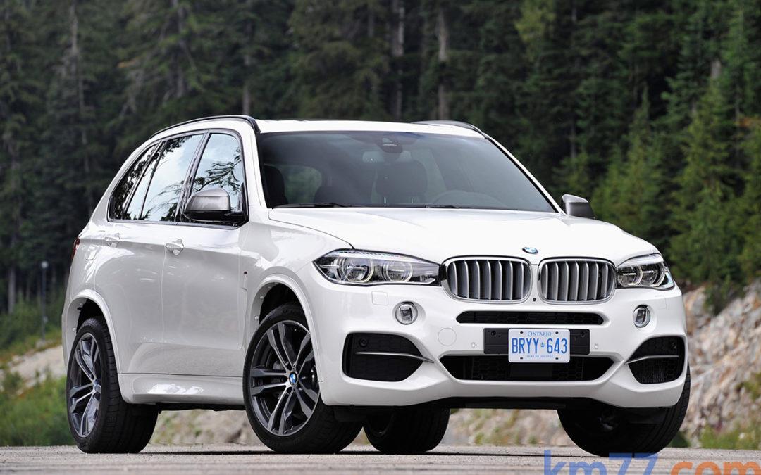 BMW X5, ya a la venta desde 65 600 €