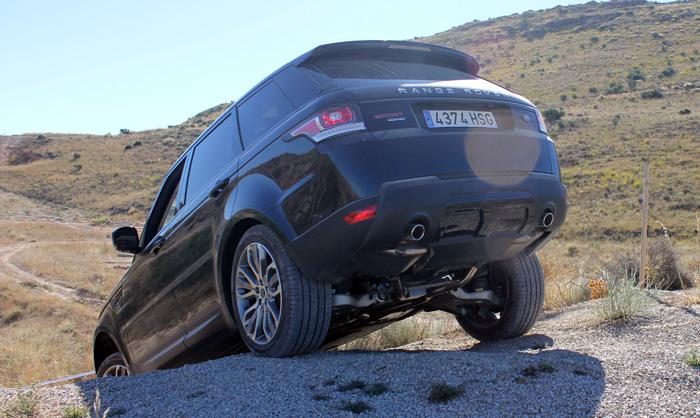Range Rover Sport. De aquellos polvos, estos lodos…